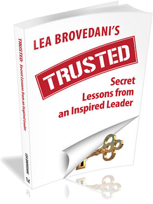 Lea Brovendani's Book Trusted