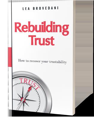 Rebuilding Trust by Lea Brovedani book cover