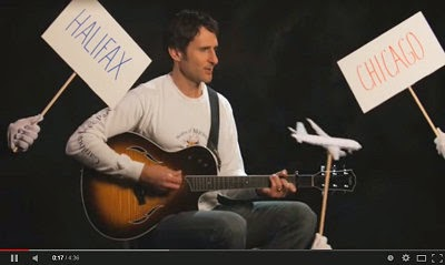 United Breaks Guitars Video Still